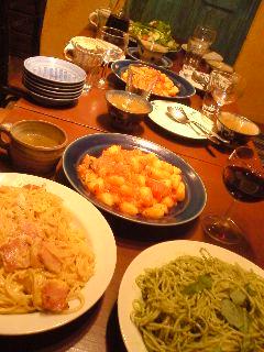 最後の晩餐と、峠のはなし。